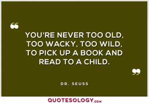 Dr Seuss Wacky Quotes