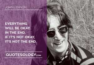 John Lennan Motivational Quotes