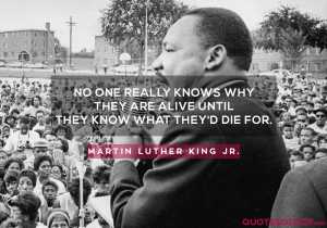 Martin Luther King Jr. Alive Quotes