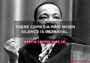 Martin Luther King Jr. Betrayal Quotes