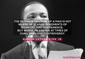 Martin Luther King Jr. Controversy Quotes
