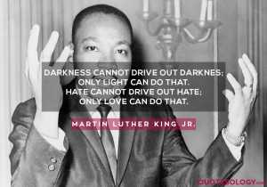 Martin Luther King Jr. Darkness Quotes