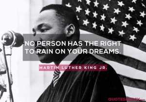 Martin Luther King Jr. Dreams Quotes