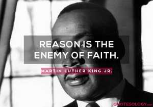 Martin Luther King Jr. Faith Quotes
