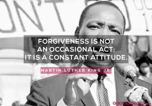 Martin Luther King Jr. Forgiveness Quotes
