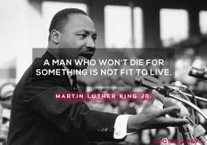 Martin Luther King Jr. Life Quotes