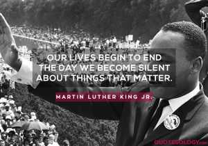 Martin Luther King Jr. Motivational Quote