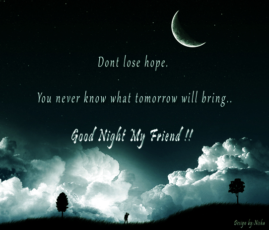 50+ Beautiful Good Night Quotes And Wishes With Images