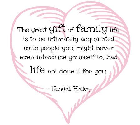 family quote