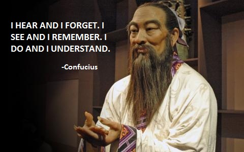 confucius quote understand remember
