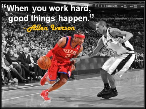 work hard sport quotes