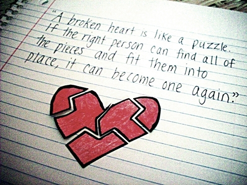 broken-heart-is-like-a-puzzle-if-the-right-person-can-find-all-of-the-pieces-and-fit-them-into-place-it-can-become-one-again