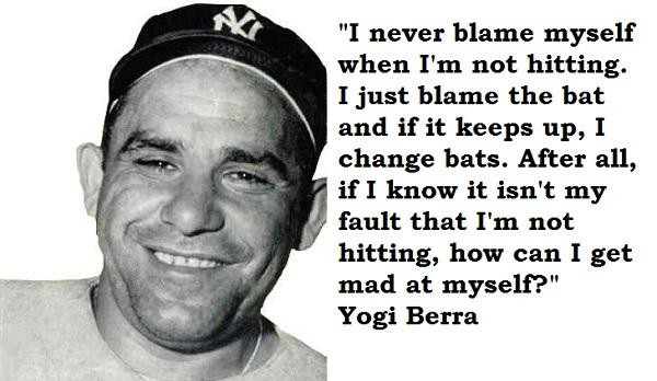 inspirational quotes by yogi berra