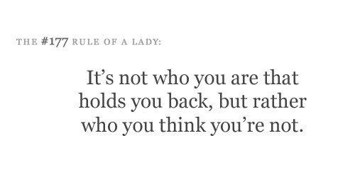 self esteem positive quote