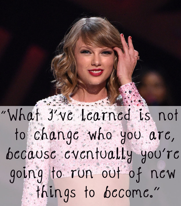 taylor swift sayings about love 2016