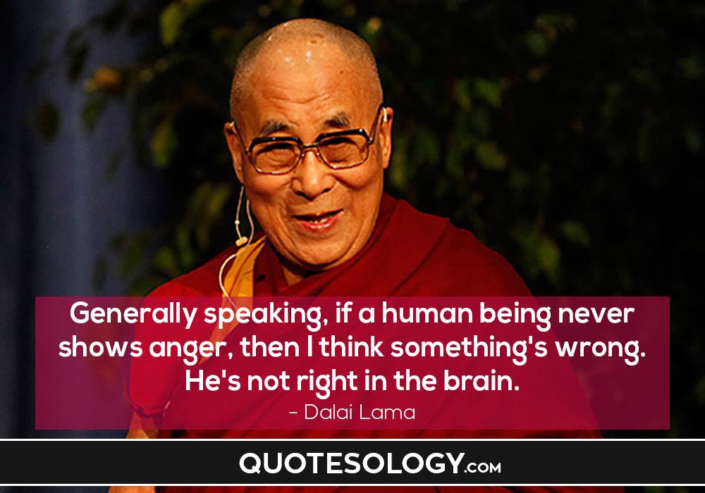 Dalai Lama Human Being Quotes