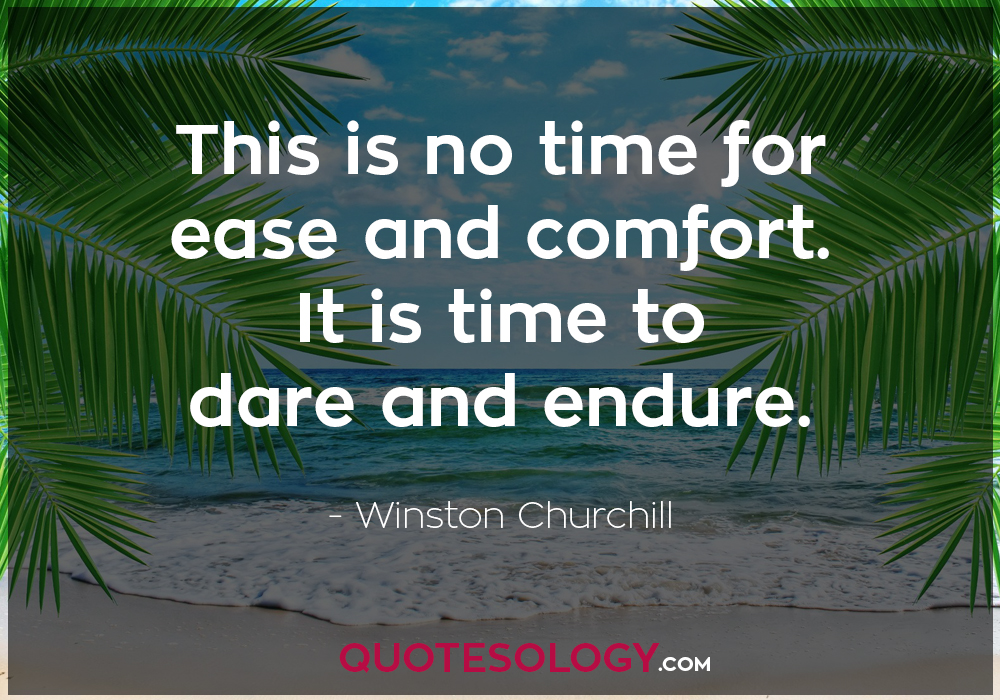 Churchill Emotional Quotes