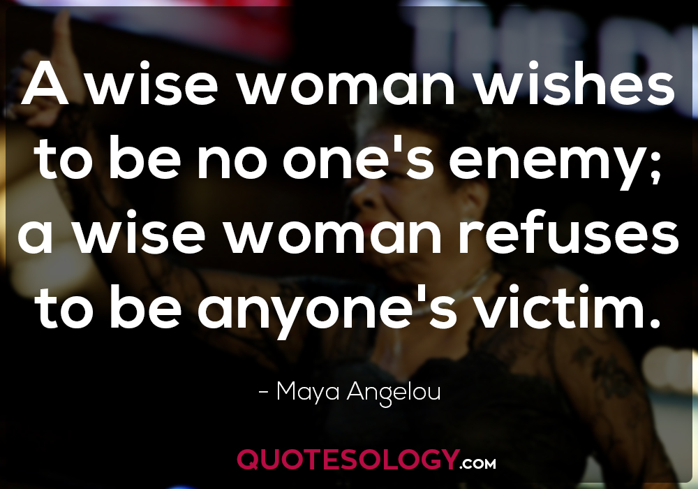 Maya Angelou Quotes For Women