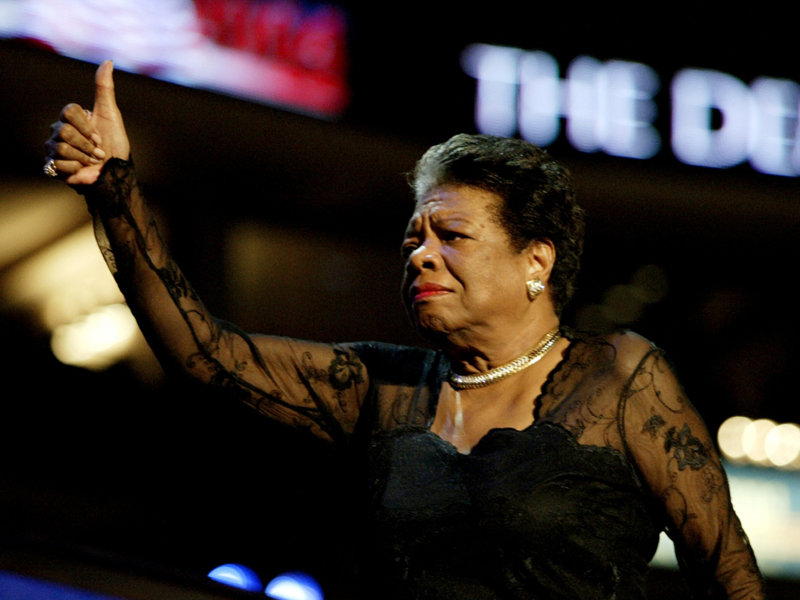 30 Famous Maya Angelou Quotes For Better Living
