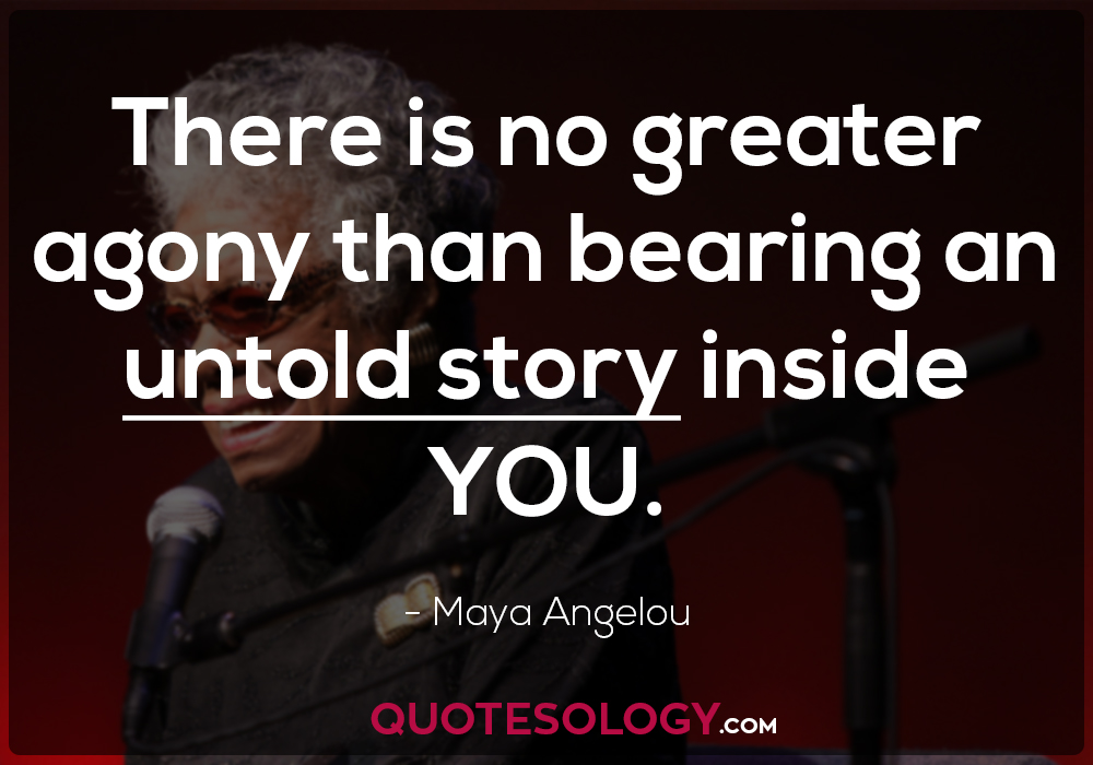 Quotes From Maya Angelou
