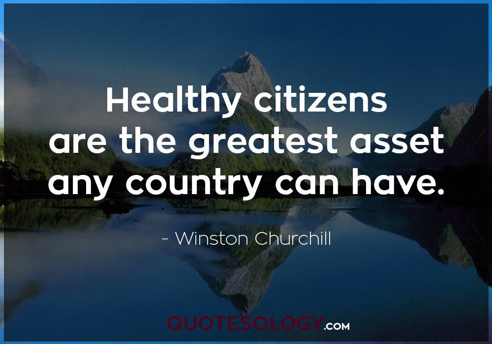 Winston Churchill War Quote
