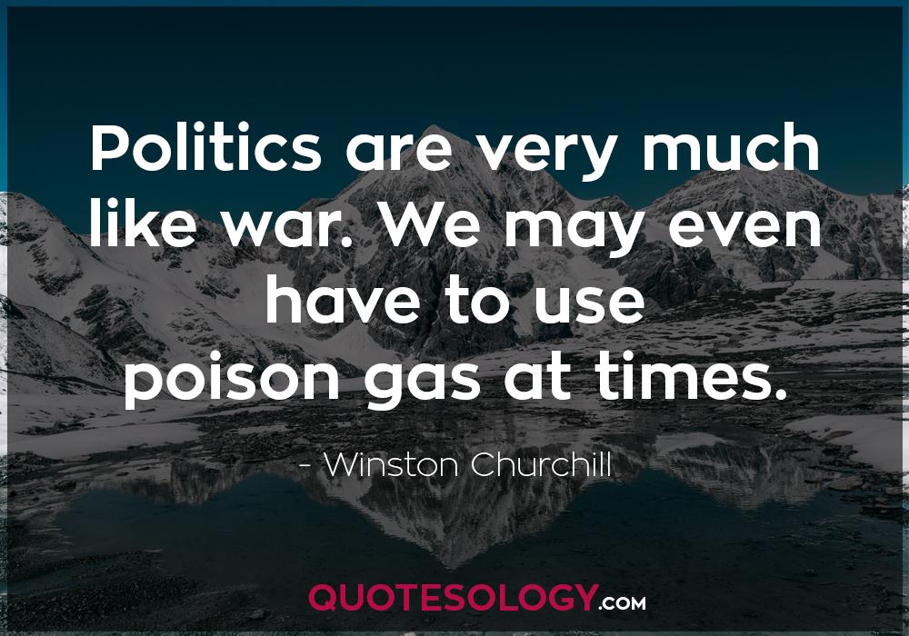 Winston Churchill Wisdom Quote