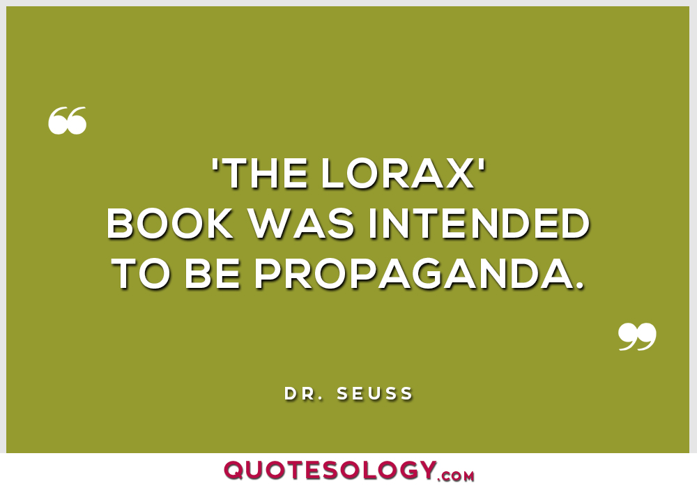 Dr Seuss Book Quotes