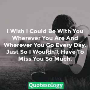 30 Missing You Quotes Messages Missing You Images